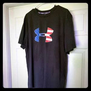 """Under Armour  t-shirt """"freedom"""""""